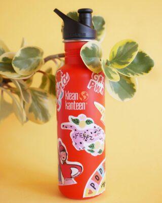 ¡Stickers Poderosas para personalizar tus botellas, computadoras y más!💪🏼⭐️ #quierounholalola