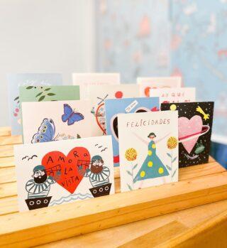 No dejés pasar ninguna fecha importante sin mandar un mensaje precioso con nuestras tarjetas de ocasión❤️😍 #quierounholalola